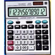 Калькулятор DS-9800 фото