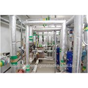 Разработка рекомендаций по регулировке и регулировка водяных тепловых сетей фото
