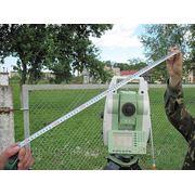 Топографическая съемка для газификации, проектирования, реконструкции и строительства фото