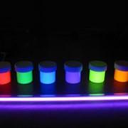 Люминесцентная краска фото