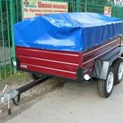 Продам ПРИЦЕП Легковой кремень лев-50 фото