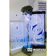Волновые воздушно пузырьковые композиционные монопанели фото