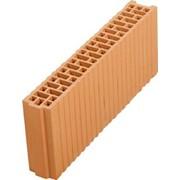 Керамический блок Porotherm 8 фото