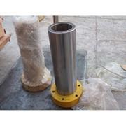 Цилиндр натяжителя гусеницы для бульдозера Shantui SD22 фото