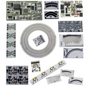 Производство гибридной электроники фото