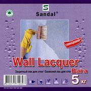 Лак защитный глянцевый Wall Lacquer фото