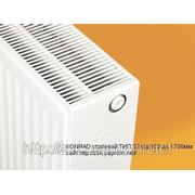 Панельные радиаторы KONRAD тип 33 300х400 (9м2 Площа обігріву) фото
