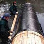 Капитальный ремонт защиты подводных переходов трубопроводов фото