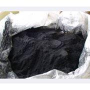сажа строительная (технический углерод). фото
