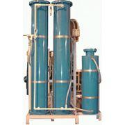 Установка умягчения воды одноступенчатая УВО-20 производительность 20 м.куб/час - ионообменное умягчение питьевых и сточных вод удаление солей жесткости из воды для различных нужд фото