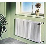 Панельный радиатор фото