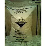 Калій їдкий (гидроксид калия) фото