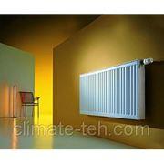 Стальной радиатор DJOUL 22тип 500*500 фото