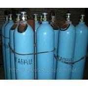 Кислород газообразный в баллонах фото