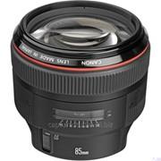 Аренда объектива Canon 85mm II L f1.2 , 1080тг./час фото