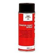 Краска Bumper Paint Spray черная фото