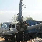 Покупка и бесплатный вывоз металлолома - от 5 тонн! фото