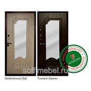 двери входная с зеркалом выставка магазин