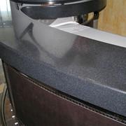 Торгово-выставочное оборудование из искусственного камня фото