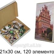 Пазлы сувенирные, подарочные фото