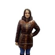 Зимняя куртка женская фото