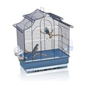 Клетка для попугаев Imac Pagoda Export, синяя фото