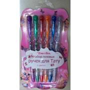 Набор гелевых ручек для Тату 161-6 фото