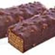 Вафли в шоколаде фото