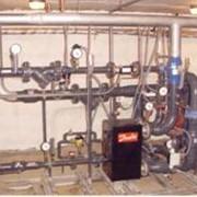 Тепловые пункты (инженерные коммуникации) фото