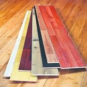 Ламинат -распространенное название напольного покрытия, также известного как ламинированные полы. Иногда употребляется также название «ламинированный паркет», так как первоначально ламинат имитировал паркетный пол. фото
