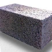 Фундаментный блок фото