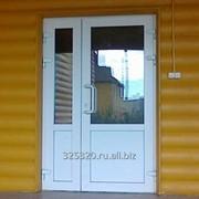 Установка двери входной КВЕ фото