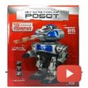 Игрушка интерактивная Робот Электрон фото