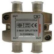 Разветвитель Splitter 5-2300 MHz фото