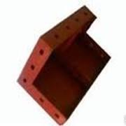 Угловая опалубка (металлическая) фото