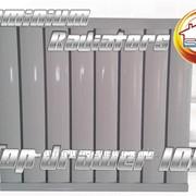 Алюминиевый радиатор Top-drawer 101 60см, 0,78квт/сек фото