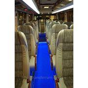 VIP отделка салонов микроавтобусов фото