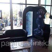 Изготовление выставочного стенда Аудио Видео Технологии фото