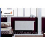 Стальной панельный радиатор PURMO 22 класс 500х1200 фото