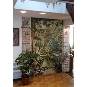 Художественная роспись стен в Омске фото
