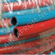 Рукав кислородный и ацетиленовый для порезки и сварки металов фото