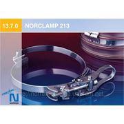 Эксцентриковый зажим с бысторазъемным соединением NORCLAMP 213 фото