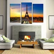 Модульные картины маслом на холсте, деревянные подрамники фото