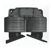 Железоотделитель (магнит) П100М фото
