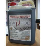 Пластификатор для бетона Sanpol фото