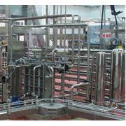 Пастеризатор пластинчатого типа для обработки вина соков молока и других пищевых жидкостей фото