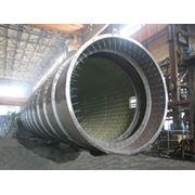 Колонное оборудование применяется для ректификационных и абсорбционных процессов в химической и других отраслях промышленности. фото