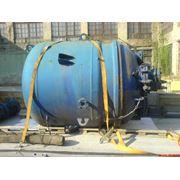 Аппарат (реактор) 16 м.куб эмалированный фото