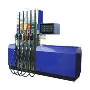 Топливо-Раздаточные Колонки (ТРК) ШЕЛЬФ 200-5 ( КЕД-50 (90)-025-1-5 ) для измерения объёма топлива (бензин керосин и дизтопливо) вязкостью от 055 до 40 мм2/с (от 055 до 40 сСт) вычисления стоимости выданной дозы по предварительно заданной цене фото