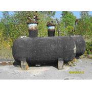 Емкость ресивер объемом 42 куб. м. давление 12 Атм фото